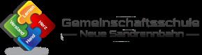 Gemeinschaftsschule Neue Sandrennbahn Logo